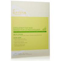 Karuna Exfoliating + Foot Mask 1 ea [682055873701]