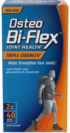 Osteo Bi-Flex Gelcaps Advanced Triple Strength 40 Gelcaps [030768031206]
