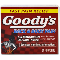 Goody's Back & Body Pain Powders 24 ea [042037102906]