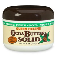 QUEEN HELENE Cocoa Butter Solid 6 oz [079896220342]