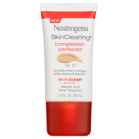 Neutrogena Skinclearing Complexion Perfector With Salicylic Acid, Fair 1 oz [086800437499]