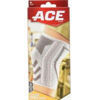 ACE Compression Knee Brace With Side Stabilizers Medium 1 Each [051131198197]