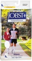 JOBST SupportWear Socks Athletic Knee High 8-15mmHg Large 1 Pair [035664104511]