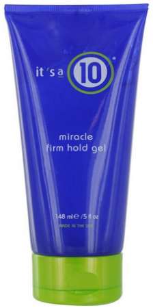 it's a 10 Miracle Firm Hold Gel 5 oz [898571000273]