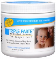 Triple Paste Medicated Ointment 16 oz [1 LB] [794731020023]