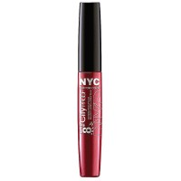 New York Color 8 HR City Proof Extended Wear Lip Gloss, Cherry Ever After 0.22 oz [074170358384]