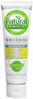 The Natural Dentist Healthy Teeth & Gums Whitening Anticavity Toothpaste Peppermint Twist 5 oz [714132000608]