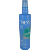 Finesse Finish + Strengthen, Maximum Hold Hairspray 8.50 oz [067990500576]