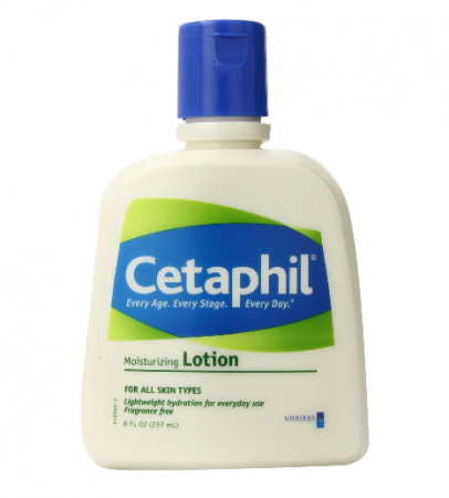 Cetaphil Moisturizing Lotion for All Skin Types 8 oz [302993918080]