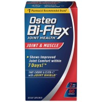 Osteo Bi-Flex Joint Health Joint & Muscle Capsules 80 ea [030768648251]