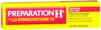 Preparation H Anti-Itch Cream Hydrocortisone 1% 0.90 oz [305732830100]