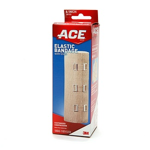 ACE Elastic Bandage 6 Inches 1 Each [051131208155]