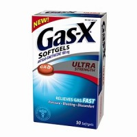 Gas-X Softgels Ultra Strength 50 Soft Gels [300436274502]