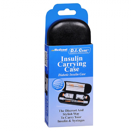 D.I. CASE Insulin Carrying Case 1 Each [036765821611]