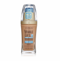 L'Oreal Visible Lift Serum Absolute Advanced Age-Reversing Makeup, Sand Beige 1 oz [071249178911]
