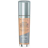 Rimmel Lasting Finish Breathable Foundation, Light Nude 1 oz [3614224925239]
