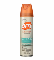 OFF! Familycare Insect Repellent Smooth & Dry 4 oz [046500221545]