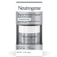 Neutrogena Rapid Wrinkle Repair Cream Fragrance Free 1.7 oz [070501111079]