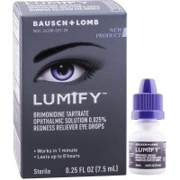 Lumify Redness Reliever Eye Drops 0.25 oz [310119537251]