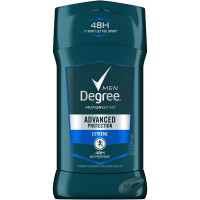 Degree Extreme Advanced Protection Antiperspirant Deodorant Stick, 2.7 oz [079400202079]