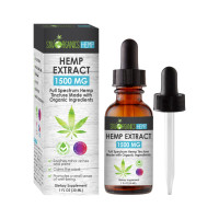 SPE Hemp Extract 1500 mg Tincture 1 oz [191567806393]