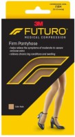 FUTURO Pantyhose Brief Cut Panty Firm Large Nude 1 Pair [051131215832]