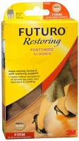 FUTURO Restoring Pantyhose Brief Cut Panty Firm Small Nude 1 Pair [382250062824]