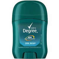 Degree Men Ultra Dry Invisible Stick Anti-Perspirant & Deodorant, Cool Rush 0.5 oz [079400152299]