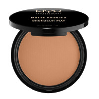 NYX Professional Makeup Matte Bronzer, Light 0.33 oz [800897809058]