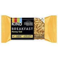 Kind Snack Breakfast, 1.8 oz bars, Honey Oat 8 ea [602652201011]