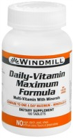 Windmill Daily Vitamin Tablets Maximum Formula 100 Tablets [035046000745]