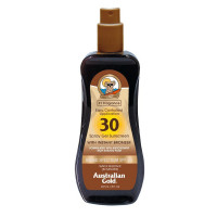 Australian Gold Spray Gel with Instant Bronzer SPF 30 8 oz [054402250624]