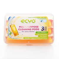 Ecyo Multipurpose Cleaning Pods 1 ea [9369998029747]