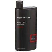 Every Man Jack Body Wash & Shower Gel, Cedarwood 16.90 oz [878639000087]
