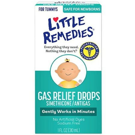 Little Tummys Gas Relief Drops 1 oz [756184120415]
