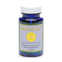MigreLief Original Formula Dietary Supplement Caplets 60 Caplets [855586000223]