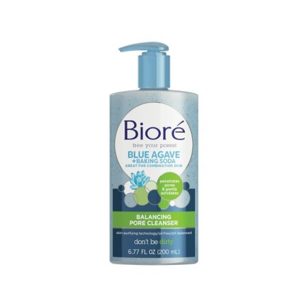 Biore Baking Soda Liquid Pore Cleanser 6.77 oz [019100222571]