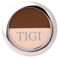 TIGI High Density Split Eyeshadow, Indulge 0.112 oz [615908414165]