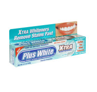 Plus White Xtra Whitening Toothpaste Gel Cool Mint 3.50 oz [018515272379]