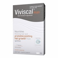 Viviscal Man Hair Growth Program, Capsules 60 ea [852135004060]