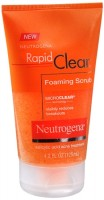 Neutrogena Rapid Clear Foaming Scrub 4.20 oz [070501025833]