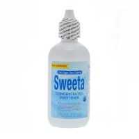 Sweeta Concentrated Sweetener Liquid 4 oz [038485806305]