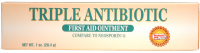 Triple Antibiotic  First Aid Ointment 1 oz [616874118576]