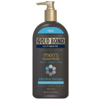 Gold Bond Ultimate Men's Essentials Intensive Therapy Hydrating Lotion 13 oz [041167055229]