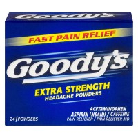 Goody's Extra Strength Headache Powders 24 ea [042037103651]