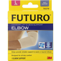 FUTURO Comfort Lift Elbow Support Large 1 Each [051131200975]