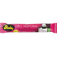 Panda Raspberry Licorice 1.1 oz bars, 36 ea [075172079307]
