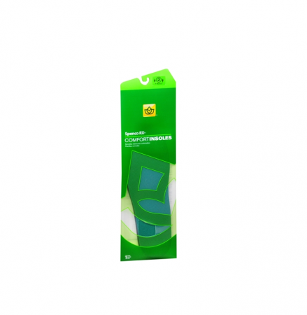 Spenco RX Comfort Insoles #2 1 Pair [038472369028]