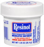 Resinol Medicated Ointment 1.25 oz [367492105119]
