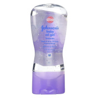 Johnson's, Baby Oil Gel, Lavender  6.5 oz [381370038320]